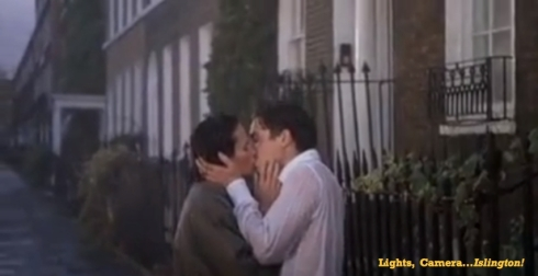 4 Weddings & Funeral - Highbury Terrace - Final Kiss - FILM