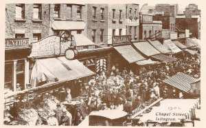 Chapel market 1906
