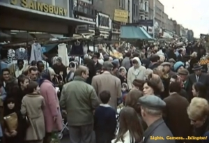 London Nobody Knows - Chapel Market - FILM