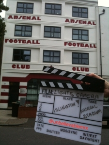 Arsenal Stadium - West Upper Entrance - MRX