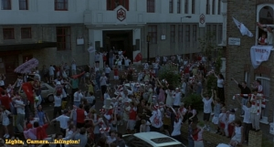 Fever Pitch - Arsenal Stadium - Main Entrance - FILM 04
