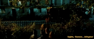 Claremont Square - Harry Potter & Order of Phoenix - FILM 01