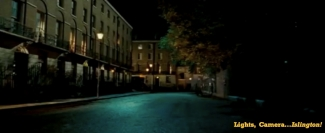 Claremont Square - Harry Potter & Order of Phoenix - FILM 02