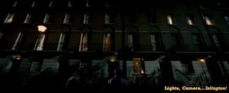 Claremont Square - Harry Potter & Order of Phoenix - FILM 03