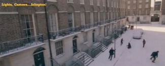 Claremont Square - Harry Potter & Order of Phoenix - FILM 04