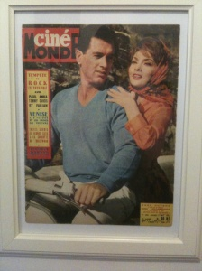 HR - Come September - Cinemonde Sept 1961