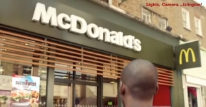 McDonalds - Chapel Market - Great Tastes of the World Commercial - FILM