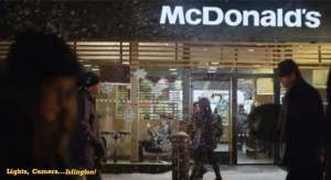 McDonalds - Chapel Market - Somewhere Near You 2013 Xmas ad