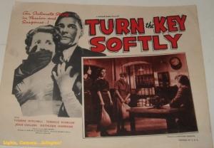 Turn the Key Softly - Holloway Women Prison - Lobby Card