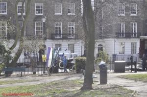 Suffragette - Myddelton Square - MRX 06