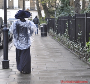 Suffragette - Myddelton Square - MRX 13