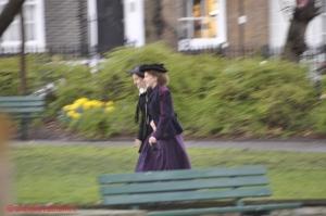 Suffragette - Myddelton Square - MRX 18