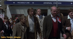Fever Pitch - Arsenal Tube Station - FILM 01