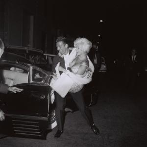 10. Estorick La Dolce Vita - Mansfield and Hargitay, Rome 1962