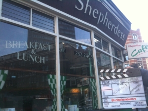 Shepherdress Cafe - MRX