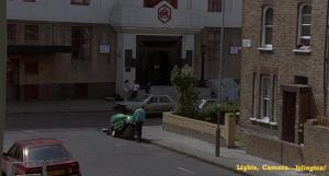 Fever Pitch - Arsenal Stadium - Main Entrance - FILM 03
