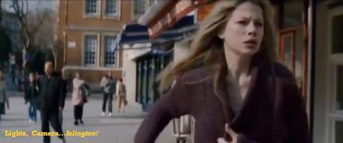 Incendiary - Northampton Square - FILM 17