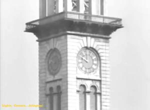 Friday the Thirteenth - Caledonian Market Clock Tower - FILM 09